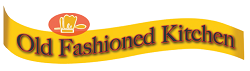 Old Fashioned Kitchen Logo